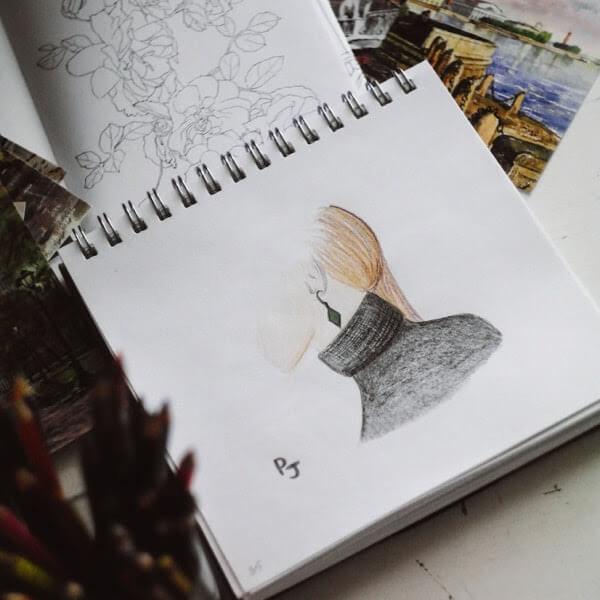 idee per concorsi fotografici su instagram settore edicola matite penne e cartoleria