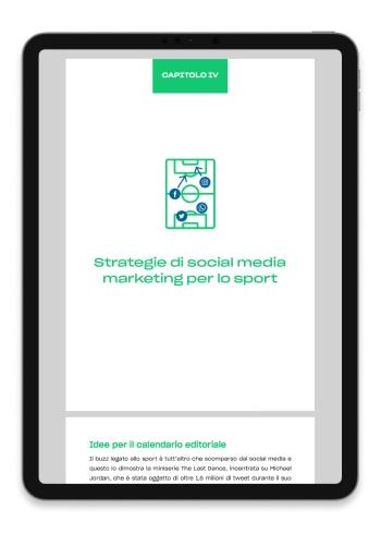 esempio pagine ebook marketing-sportivo