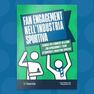 "eBook Marketing Sportivo ""Fan Engagement nell'industria sportiva"""