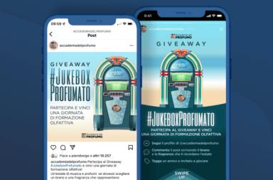 L'Instagram Giveaway da oltre il 40% di conversion rate - Accademia del Profumo image (1) (1)